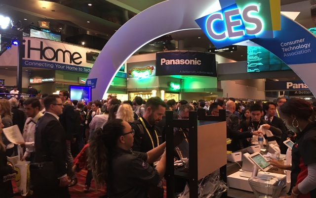 2017 INTERNATIONAL CES SHOW