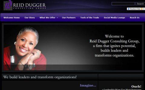 "Website Design and E-commerce for Reid Dugger Consulting Group.  <a href=""http://www.reiddugger.com"" target=""_blank"">View Web Design Here</a>"