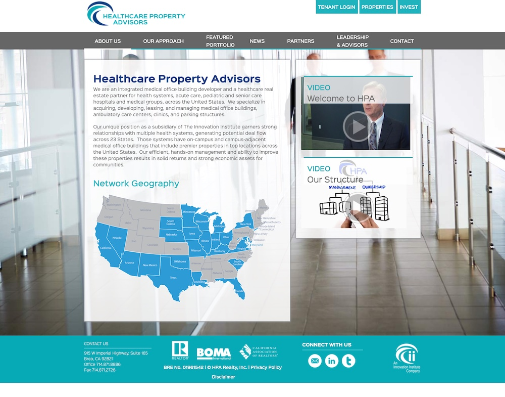 Healthcare Property Advisers