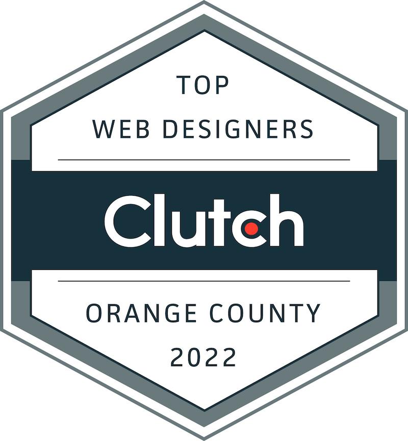 Skyhound web design on clutch